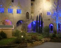 Illuminazione Palazzo e Piazza del Popolo